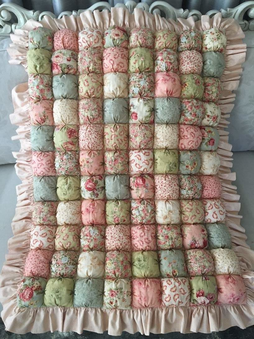 Alices Puff Quilt Pattern The Fabric Contessa